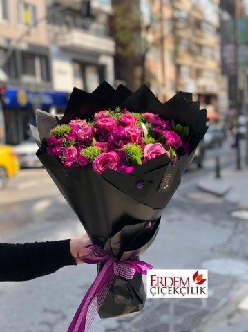 Seni Seviyorum Gülleri